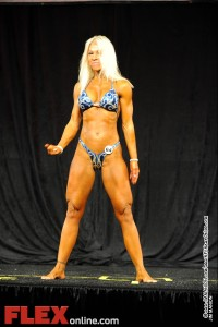 Jacklyn Bailey - Womens Physique C 45+ - Teen, Collegiate and Masters 2012