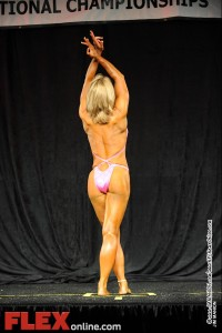 Tammy Jackson - Womens Physique B 45+ - Teen, Collegiate and Masters 2012