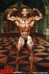 Troy Alves - 2012 Europa Supershow Dallas