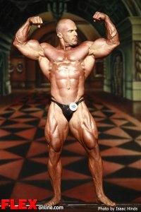 Constantinos Demetriou - 2012 Europa Supershow Dallas