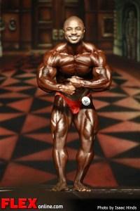Marvin Ward - 2012 Europa Supershow Dallas