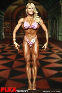Larissa Reis - 2012 Europa Supershow Dallas