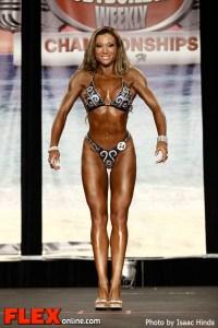 Clarissa Franchesca Castaneda - 2012 PBW Championships