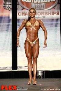 Tanya Etessam - 2012 PBW Championships