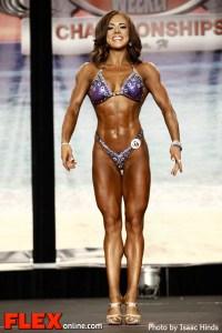 Mallory Haldeman - 2012 PBW Championships