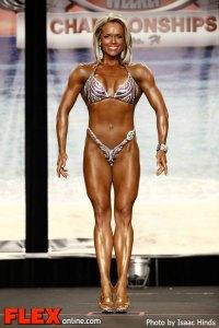 Aleisha Hart - 2012 PBW Championships