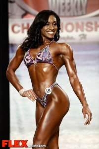 Kamla Macko - 2012 PBW Championships