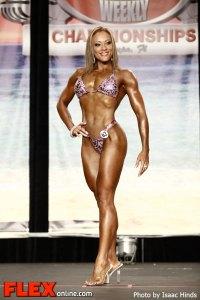 Tamara Ribeiro Bailey - 2012 PBW Championships