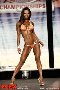 Gemmalyn Crosby - 2012 PBW Championships
