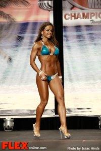 Adriana Hill - 2012 PBW Championships