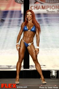 Agnese Russo - 2012 PBW Championships