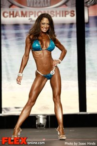 Melissa Sayles - 2012 PBW Championships