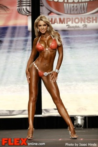 Marcela Tribin - 2012 PBW Championships