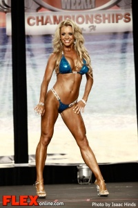Kristie Winter Trasey  - 2012 PBW Championships