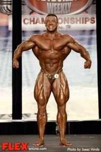 Pablo Ayala Zayas - 2012 PBW Championships