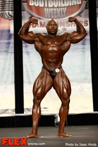 Lee Banks - 2012 PBW Championships