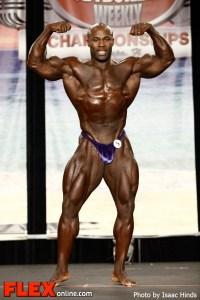 Wendell Floyd - 2012 PBW Championships