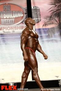 Timmy Gaillard - 2012 PBW Championships