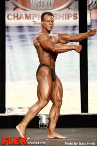 James Hampton - 2012 PBW Championships