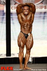 Manuel Lomeli - 2012 PBW Championships
