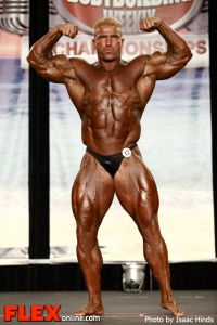 Cesar Mendible - 2012 PBW Championships