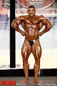 Zaher Moukahal - 2012 PBW Championships
