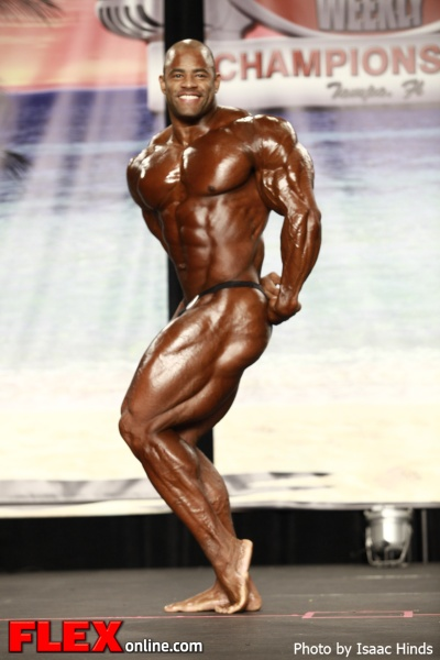 Manuel Romero - 2012 PBW Championships