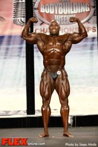 Keith Williams - 2012 PBW Championships