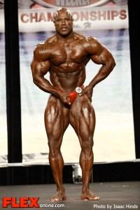 Nathan Wonsley - 2012 PBW Championships