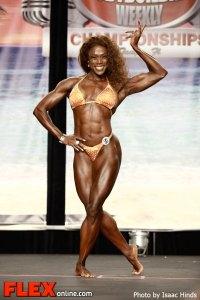 LaDrissa Bonivel  - 2012 PBW Championships