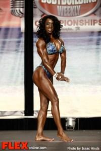 Tycie Coppett - 2012 PBW Championships
