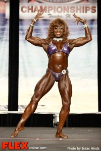 Cassandra Floyd - 2012 PBW Championships