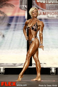 Amanda Harris - 2012 PBW Championships