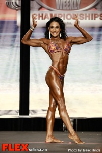 Lisa Lopez - 2012 PBW Championships