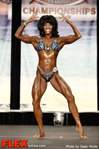Teresita Morales - 2012 PBW Championships