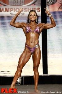 Jennifer Robinson - 2012 PBW Championships