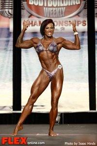 Mikaila Soto - 2012 PBW Championships