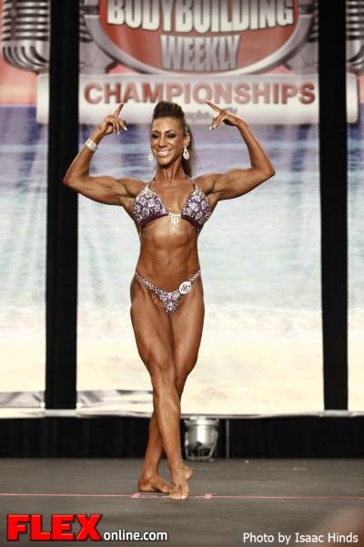 Gina Trochiano - 2012 PBW Championships