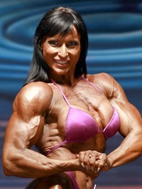 Irene Andersen - 2012 PBW Championships