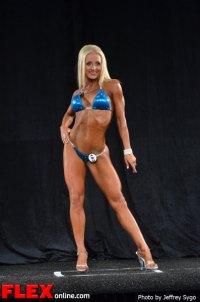 Maria Dinelllo - Bikini Class A - 2012 North Americans