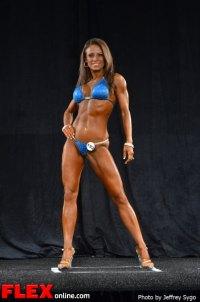 Joanne Holden - Bikini Class A - 2012 North Americans