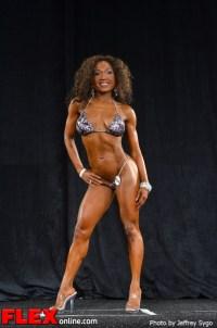 Amira Lamb - Bikini Class A - 2012 North Americans