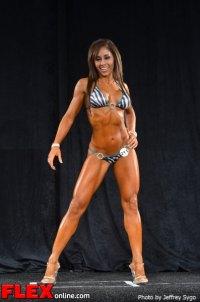 Iveth Carreon - Bikini Class B - 2012 North Americans