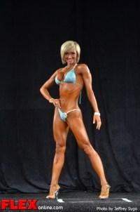 Sarah McDonough - Bikini Class B - 2012 North Americans