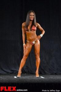 Mylien Nguyen - Bikini Class B - 2012 North Americans