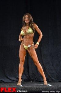 Michelle Johnson - Bikini Class C - 2012 North Americans