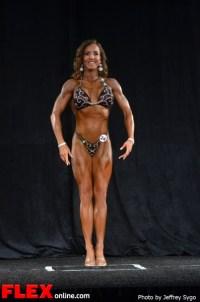 Danielle Delikat – Fitness Class A - 2012 North Americans