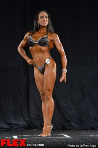Natalie Graziano-Cribbs – Fitness Class A - 2012 North Americans