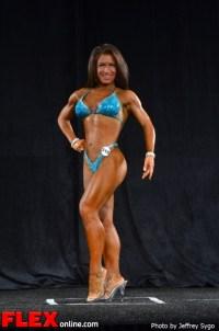 Amanda Golden - Figure Class A - 2012 North Americans