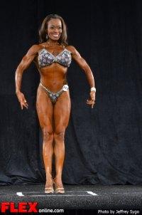 Kim Clark - Figure Masters 35+ Class A - 2012 North Americans
